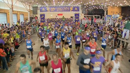 Corrida Pedestre Henrique Archer Pinto reúne 2 mil atletas na 61ª edição