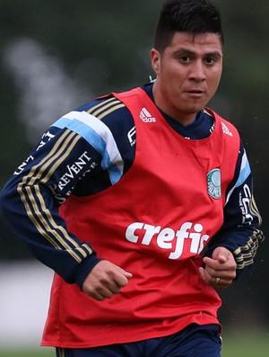Cristaldo Palmeiras (Foto: Cesar Greco/Ag Palmeiras/Divulgação)