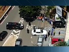 Policial militar reage a assalto e suspeito é baleado, em Goiânia