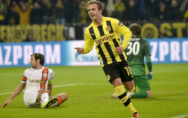 Mario Götze Borussia Dortmund (Foto: AP)