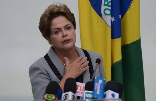 Dilma Rousseff (Foto: José Cruz/Agência Brasil)