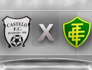 Campeonato Capixaba Série B 2012: Castelo x Tupy-ES (Foto: Globoesporte.com)