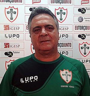 Vagner Benazzi Portuguesa (Foto: Divulgação/Portuguesa)