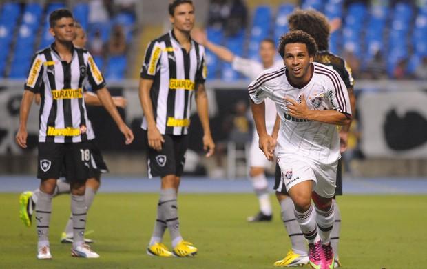 Wellington Nem gol Fluminense (Foto: Bruno Turano / Photocamera)