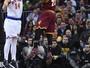 Com triplo-duplo de LeBron, Cavs iniciam reta final vencendo os Knicks