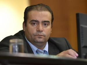 Deputado Wagner Ramos (PR) diz que cheque era pagar dívida (Foto: Maurício Barbant/AL-MT)
