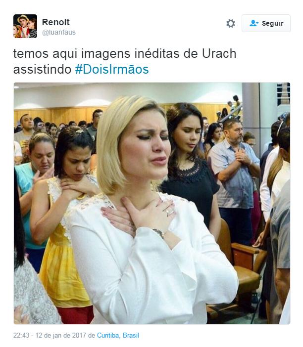 Cena quente de Cauã Reymond e Bárbara Evans bomba na web (Foto: Reprodução / Twitter)