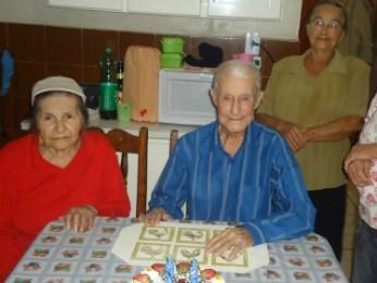 Família afirma que Aníbal sempre dizia que queria morrer junto com esposa (Foto: Arquivo Pessoal)