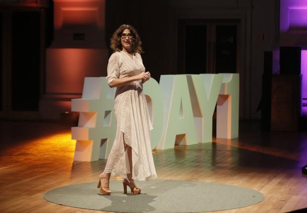 Paola Carosella no Day 1, da Endeavor (Foto: Divulgação)