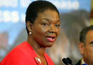 Valerie Amos, da ONU (Foto: Yasser Al-Zayyat/AFP)