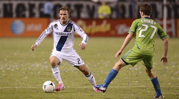 David Beckham: astro do futebol lança linha de cosméticos  (Foto: Reprodução)