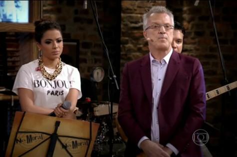 'Na moral': episódio sobre feminismo encerrou a 3ª temporada (Foto: TV Globo)
