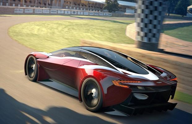 DP100 Aston Martin (Foto: Divulgação)