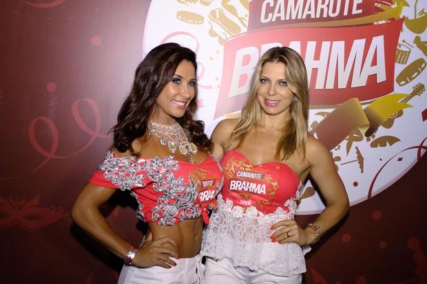 Scheila Carvalho e Sheila Mello (Foto: 2ERRES/DIVULGACAO)