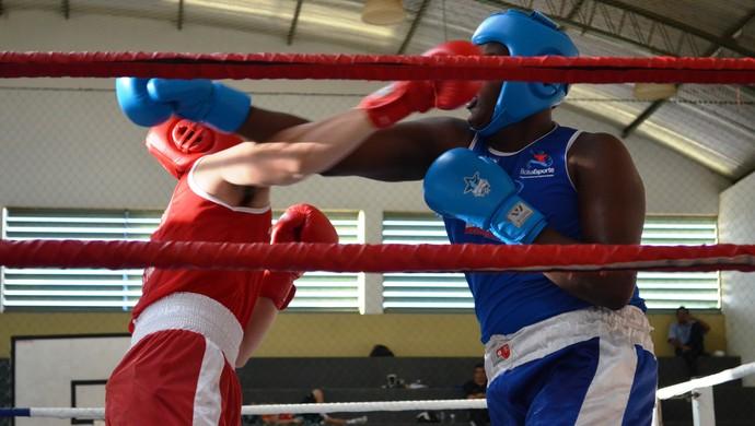 Brasileiro de Boxe acontece em Aracaju (Foto: Felipe Martins/GLOBOESPORTE.COM)