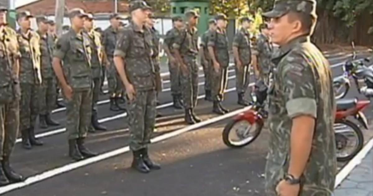 Cerca de 1.800 jovens devem fazer alistamento militar em Pres ... - Globo.com