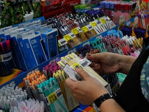Procon destaca importância da pesquisa de preços pelo consumidor (Foto: Luciano Lanes/PMPA)