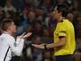 Uefa estuda afastar o árbitro de Barça e Paris Saint-Germain, diz jornal