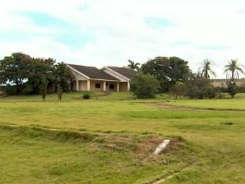 Chácara ex-secretário municipal de fazenda de Maringá Paolichi (Foto: Reprodução RPCTV Maringá)