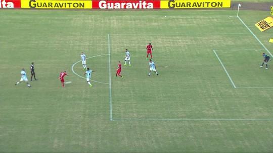 D'Ale e Nico afinam parceria e participam de mais de 40% dos gols do Inter