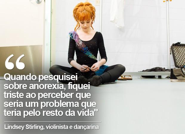 Lindsey Stirling (Foto: T4F/Divulgação)