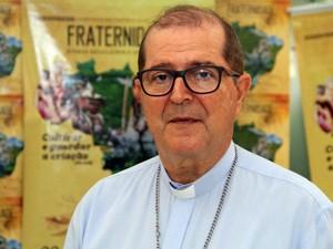 Dom Sergio Castriani participará de lançamento de campanha (Foto: Arlesson Sicsú/Semmas)