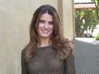 Isabeli diz ter sofrido bullying na infância e fala de gravidez (Giuline Bastos/ GShow)
