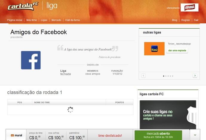 Cartola FC (Foto: Globoesporte)