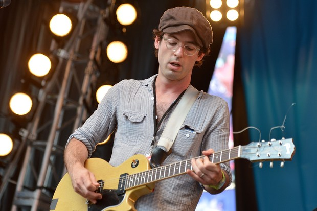 Alec Ounsworth, do Clap Your Hands Say Yeah (Foto: Getty Images)