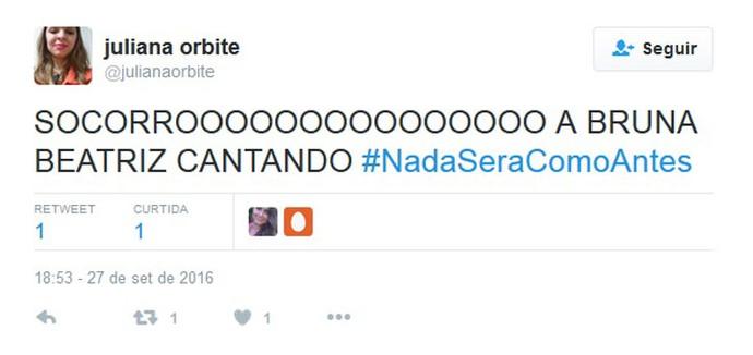 twit nada sera como antes (Foto: reprodução web)