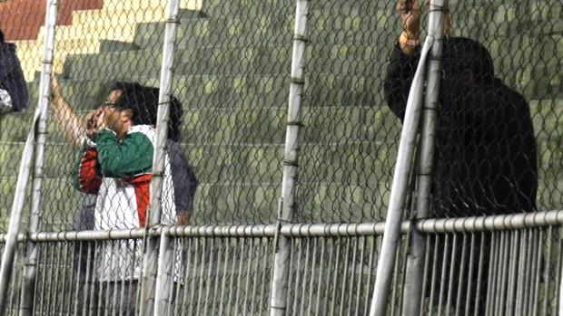 Portuguesa x Icasa, no Canindé