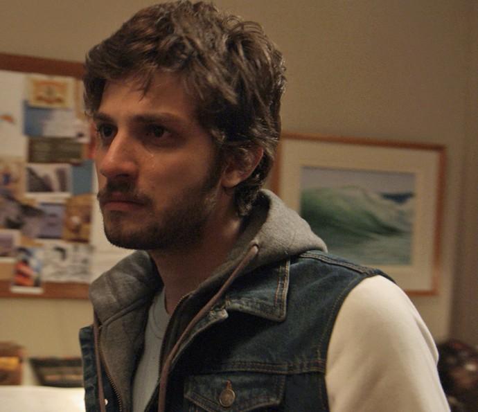 Pedro decide ir embora do país (Foto: TV Globo)