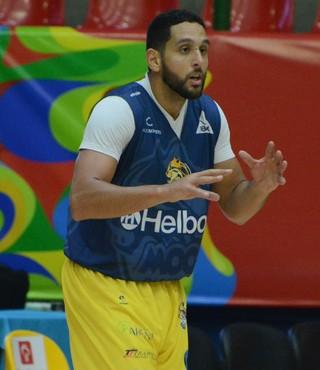 Guilherme Filipin ala Mogi das Cruzes basquete (Foto: Cairo Oliveira)