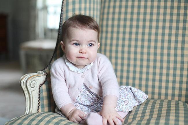 Princesa Charlotte (Foto: Divulgação)
