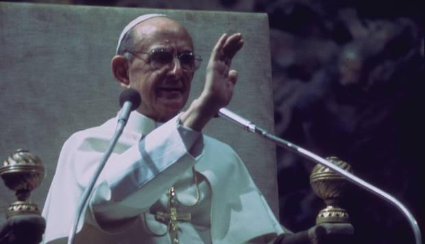 Papa Paulo VI: peregrino defendeu desenvolvimento do Terceiro Mundo. (Foto: O Globo)