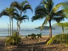 Turista morre afogado na praia da Lagoinha em Ubatuba