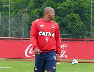 Walter Atlético-PR (Foto: Thiago Ribeiro)