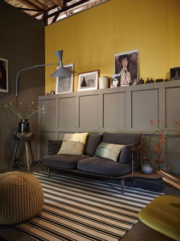 18 tapetes estampados para dar um up no décor (Foto: Divulgação)