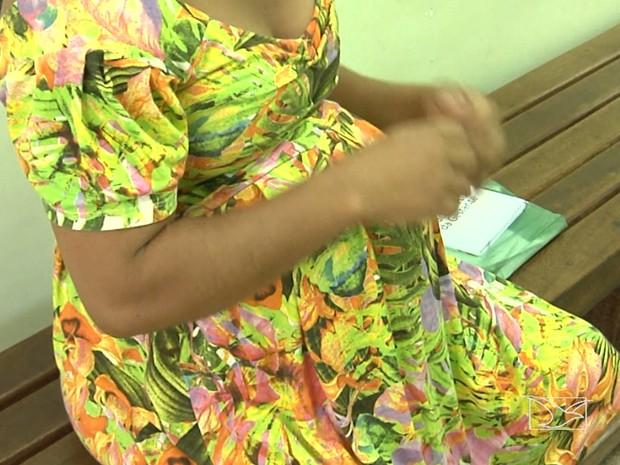 Codó está registrando cerca de três novos casos de sífilis em mulheres gestantes toda a semana (Foto: Reprodução/TV Mirante)