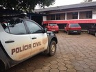 Polícia prende três suspeitos de homicídio em Vilhena, RO