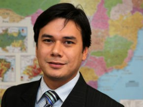 Wilken Souto, coordenador-geral de Segmentação do Ministério do Turismo (Foto: Paulino Menezes/MTur)