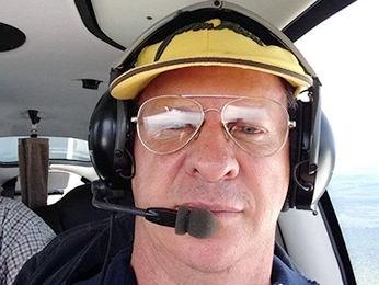 Daniel Martins desapareceu após decolar com aeronave no Pará (Foto: Arquivo pessoal)
