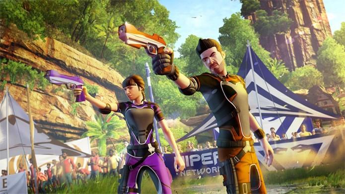 Kinect Sports Rivals (Foto: Divulgação)
