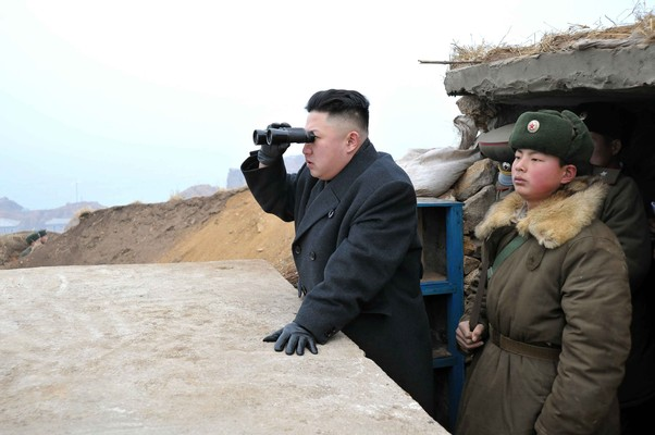 Pyongyang (Foto: AP Photo/KCNA)