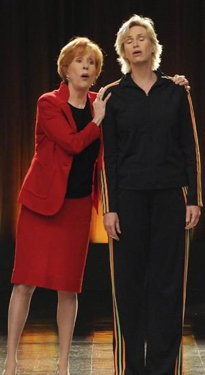 Sue interpreta a canção 'Ohio' (Foto: Divulgação / Twentieth Century Fox)
