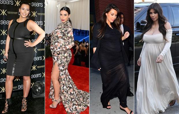 Kim Kardashian - ERROU (Foto: Getty Images/Splash)