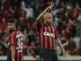 Paulo Autuori espera volta de Thiago Heleno ao Atlético-PR contra o Santos