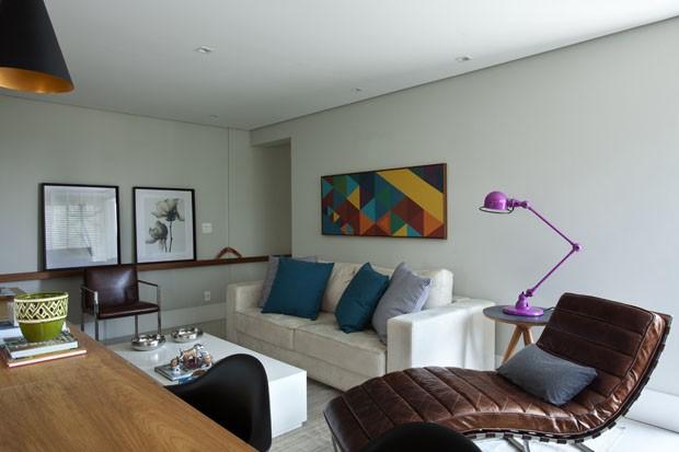 Apartamento Studio 3.7 (Foto: ADRIANA BARBOSA)