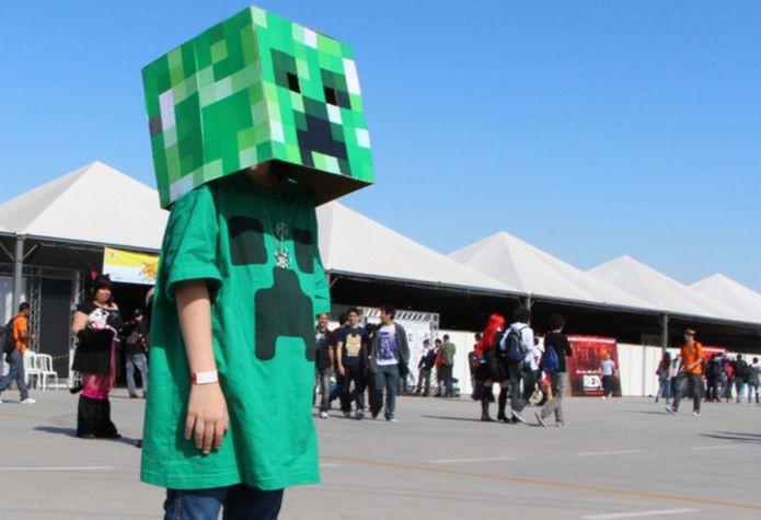Anime Friends é um evento voltado para animação japonesa, mas também chama atenção de gamers (Foto: Creative Commons/Flickr/Matheus Misumoto)