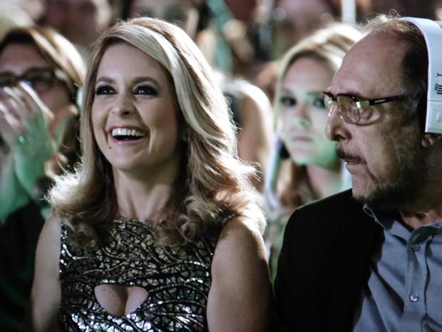 Pamela adora a ideia do marido de criar a Marra Brasil (Foto: Geração Brasil / TV Globo)